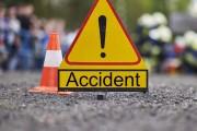 शहरात मोटार अपघातात दुचाकीस्वाराचा मृत्यू