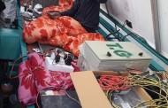 दिल्लीच्या आंदोलनात आता  मोबाईल चार्जिंगचा लंगर