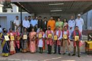 प्रजासत्ताक दिनानिमित्त कै.नारायणराव चोंधे शिक्षण संस्था व कै.ज्ञानोबा चोंधे प्रतिष्ठानच्या वतीने कोरोना योद्ध्यांचा सत्कार