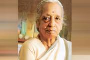 चेन्नई मधील कर्करोग संस्थेचे संस्थापक डॉ व्ही. शांता यांचे निधन