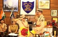 पिंपरी-चिंचवड पोलीस आयुक्तपदी प्रजासत्ताक दिनानिमित्त दृष्टीहीन रीना पाटील बनल्या एक दिवसाच्या पोलीस आयुक्त..!