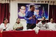 भीमा कोरेगाव' विषयावर न्याय मिळण्यासाठी पिंपरी ते मंत्रालय दुचाकी रॅली - राहुल डंबाळे