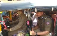 पोलिस आयुक्तांनी दिलं अठरा रुपये रिक्षा भाडे