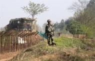 जम्मू-काश्मीरमधील हीरानगर सेक्टरच्या पानसरमध्ये आणखी एक बोगदा आढळला