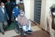लालू प्रसाद यादव यांना उपचारासाठी रांचीहून दिल्लीला हलवलं