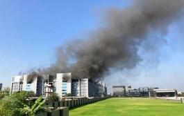 Serum Instituteच्या आगीमुळे आर्थिक नुकसान, भविष्यात BCG व Rota vaccinesच्या उत्पन्नावर परिणाम होणार: Serum Institute of India