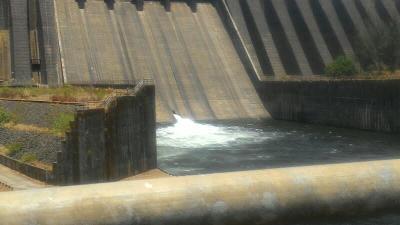 कोयनेतून ३०७४ क्युसेकने विसर्ग...कर्नाटकची तहान भागविण्यासाठी पाणी!