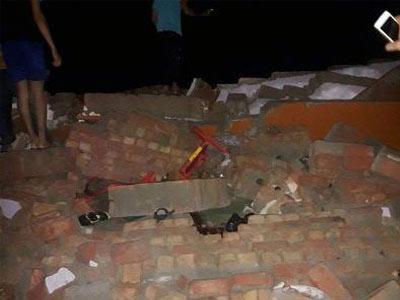 राजस्थानात लग्नसमारंभात भिंत कोसळून २५ जणांचा मृत्यू