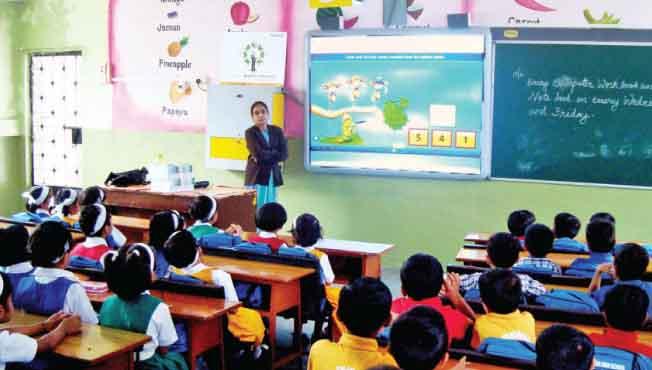 राज्यातील ६१ हजारहून अधिक शाळा डिजिटल