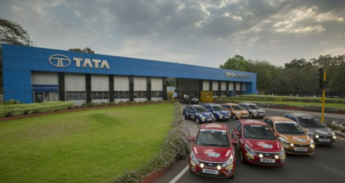 टाटा मोटर्सच्या जागतिक विक्रीत 39 टक्क्यांची वाढ