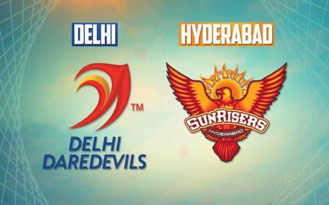 IPl 2018 : हैदराबादसमोर आज दिल्लीचे आव्हान