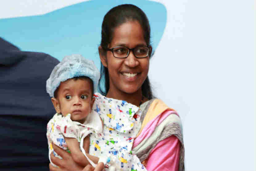 आईची माया! ९ महिन्यांच्या बाळाला यकृत दान