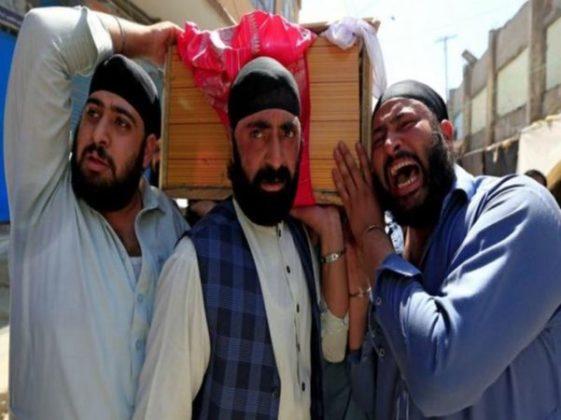 'त्या' स्फोटानंतर अफगाणिस्तानात शीख समुदाय भयभीत