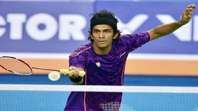 व्हाईट नाईट्स बॅडमिंटन स्पर्धा: अजय जयरामला अखेर उपविजेतेपद