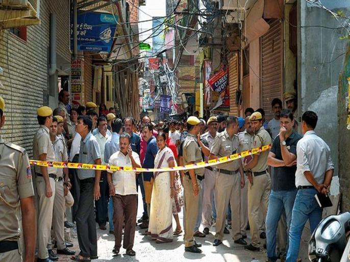 दिल्लीतील हत्याकांड प्रकरणी हिंसेचे पुरावे नाहीत