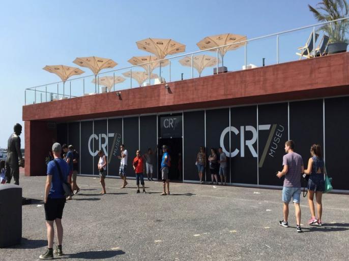 FIFA World Cup 2018: 'CR7 म्युझियम'मध्ये 'या' चषकाची उणीव!
