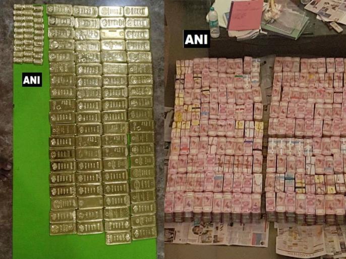 मदुराईमध्ये तब्बल 100 किलोग्रॅम सोन्याची बिस्कीटे जप्त ; प्राप्तीकर विभागाची धाड