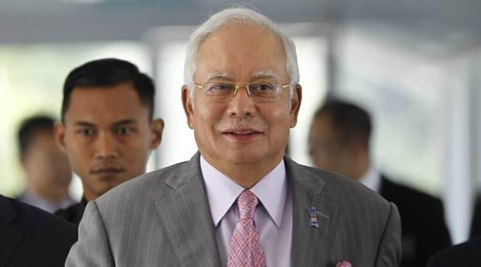 मलेशियाचे माजी पंतप्रधान नजीब रझाक यांना भ्रष्टाचार प्रकरणी अटक