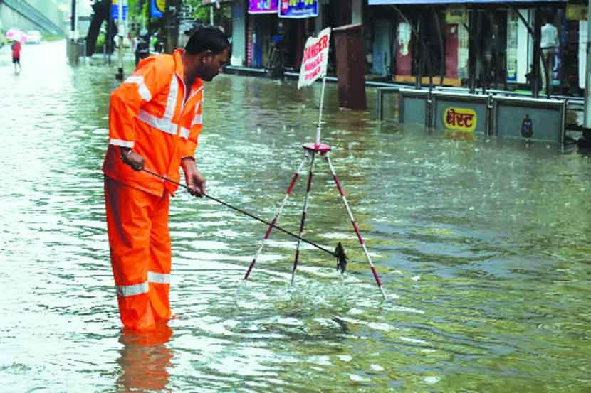 आठवडा पावसाचा! ; मुंबई पुन्हा जलमय; रायगडमध्ये तिघांचा मृत्यू