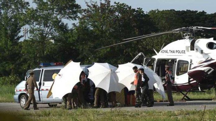 थायलंडमधील गुहेत अडकलेल्या सर्व मुलांची सुटका – कोचची कमाल