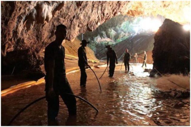 थायलंडच्या गुहेत अडकलेल्या ६ मुलांना सुखरूप बाहेर काढण्यात यश