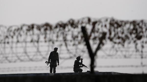 भारताकडून शस्त्रसंधीचे उल्लंघन झाल्याचा पाकिस्तानचा कांगावा