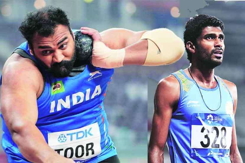 जागतिक अजिंक्यपद अॅथलेटिक्स स्पर्धा : भारताच्या पदरी दुहेरी निराशा!