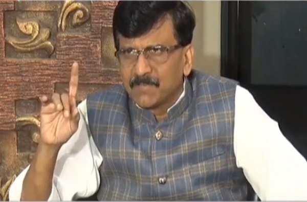 Shiv Sena MP Sanjay Raut over anger for misusing name of Chhatrapati Shivaji Maharaj