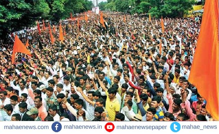 तीन हजार मराठा आंदोलकांना मोठा  दिलासा; मुख्यमंत्र्याकडून गुन्हे मागे घेण्याची शिफारस