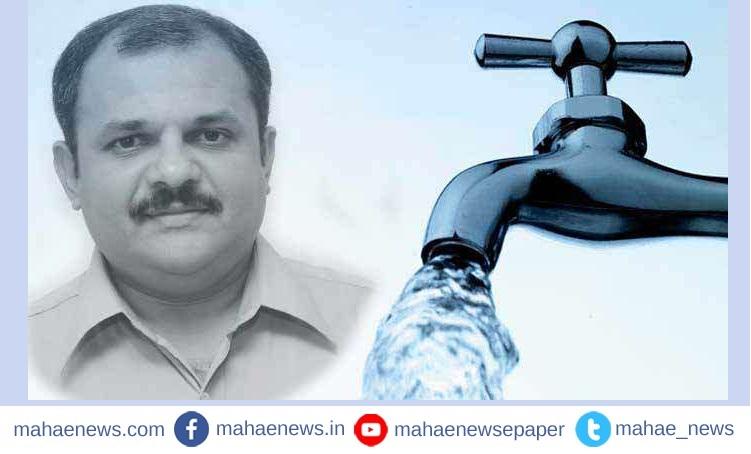 पिंपरी चिंचवड शहराचा गुरुवारी  पाणी पुरवठा बंद!