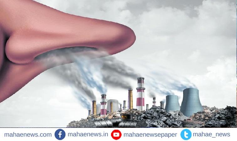ग्रीनपीसच्या अहवालानुसार सोलापुर मधील हवाही प्रदूषित