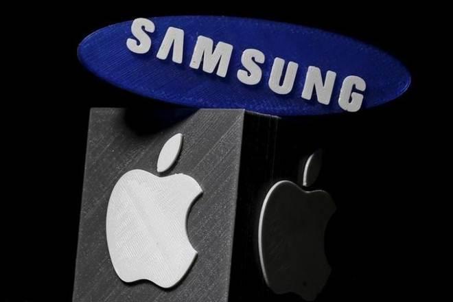 Samsung ची धमाल , Apple वर केली मात