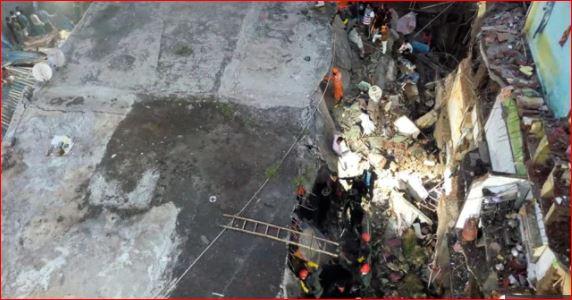 भिवंडीतील इमारत दुर्घटनेत मृत्युमुखी पडलेल्यांच्या  कुटुंबियांना 5 लाख रुपयांची मदत