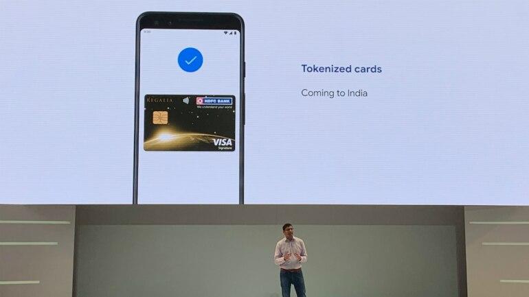 गुगल पे ने सुरू केली टोकन सेवा; व्यवहारासाठी आता डेबिट-क्रेडिट कार्ड स्वाइप कराव लागणार नाही