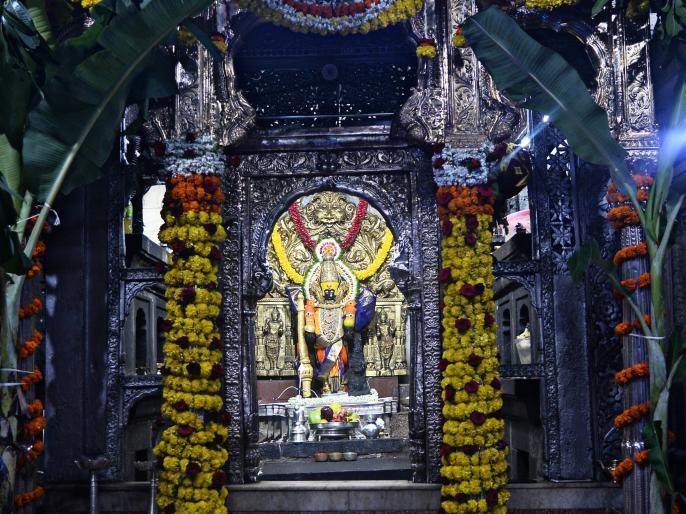 कोल्हापूर अंबाबाईचे मंदिर आता डिजिटलवर; लाईव्हसह, फेसबुक, यूट्युब, इन्स्टाग्राम, ट्विटरवर
