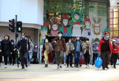 हाँगकाँग मध्ये चीन मधून येणाऱ्या प्रवाशांसाठी कोरोनाच्या पार्श्वभुमीवर कठोर क्वारंटाइनचे नियम लागू