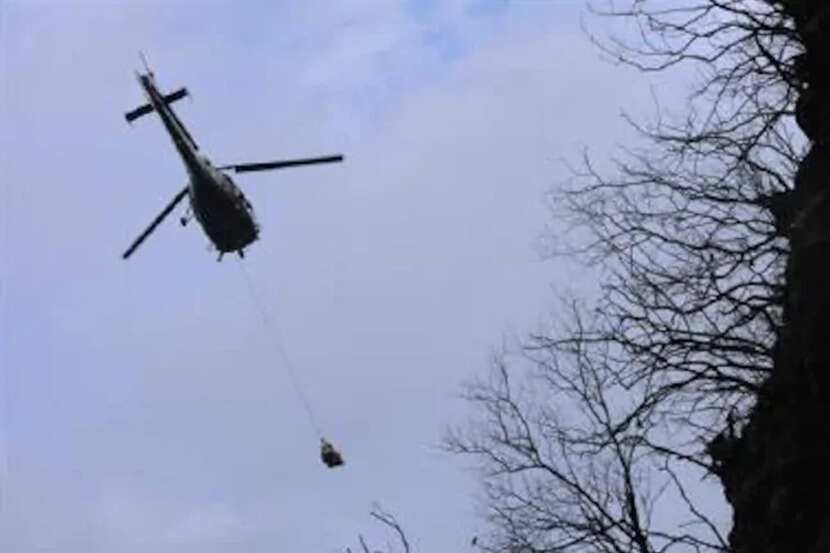 पाकिस्तानी लष्कराचे हेलिकॉप्टर कोसळले, चौघांचा मृत्यू