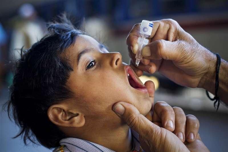 भारतामध्ये Polio vaccination day आता 31 जानेवारीला होणार